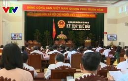 Khai mạc kỳ họp thứ 7 HĐND tỉnh Phú Yên khóa VII