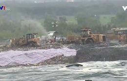 Bãi rác Đa Phước không xử lý và tái chế rác như cam kết ban đầu