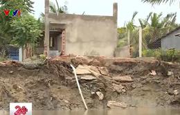 Cao điểm mùa mưa, người dân TP.HCM nơm nớp nỗi lo sạt lở