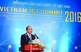 Vietnam ICT Summit 2018: Hướng tới Chính phủ số và Kinh tế số