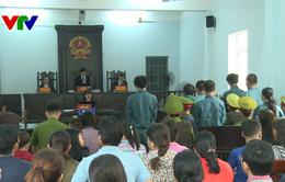 Tuyên án các bị cáo trong vụ gây rối tại Bình Thuận