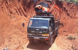 Nan giải tình trạng san lấp đất trái phép tại  Kon Tum