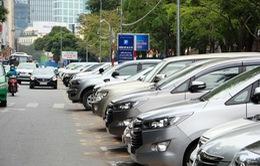 TP.HCM đề xuất thu phí đỗ ô tô tự động qua số 6868