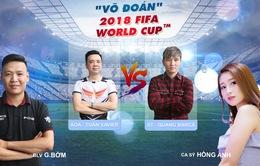 """Đón xem """"Võ đoán"""" 2018 FIFA World Cup™ số đặc biệt thứ Sáu ngày 13 (21h, VTV.vn)"""