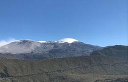 Gần 1/5 lớp băng bao phủ các đỉnh núi của Colombia tan chảy