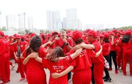 Hành Trình Đỏ 2018: hàng nghìn tình nguyện viên hội quân tại Thủ đô