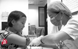 Ước mơ của bé gái 9 tuổi mắc ung thư máu