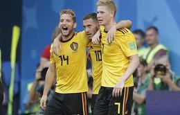 KẾT QUẢ trận tranh hạng Ba FIFA World Cup™ 2018, Bỉ 2-0 Anh: Meunier cùng Eden Hazard lập công, ĐT Bỉ giành hạng Ba