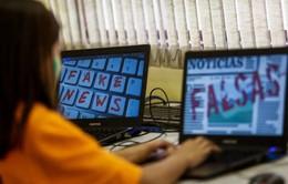 Học sinh Brazil được dạy cách nhận biết tin tức giả mạo