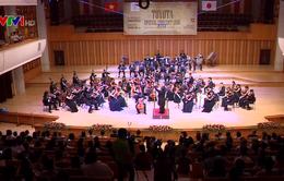 Hòa nhạc kỷ niệm 45 năm quan hệ ngoại giao Việt Nam - Nhật Bản