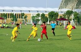 Xác định được 4 đội giành quyền tham dự vòng bán kết giải U13 toàn quốc 2018