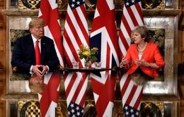 Lãnh đạo Anh, Mỹ hội đàm song phương
