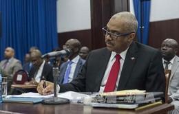 Thủ tướng Haiti tuyên bố từ chức