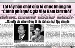 Lật tẩy bộ mặt thật của các tổ chức khủng bố đang hoạt động lén lút tại Việt Nam