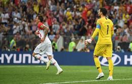VIDEO: Hugo Lloris sai lầm, biếu không bàn thắng cho Mandzukic (ĐT Pháp 4-2 ĐT Croatia)