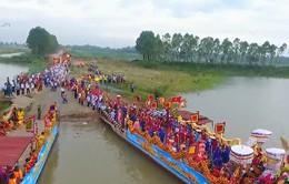 Khai mạc Lễ hội Đền Lảnh Giang, Hà Nam