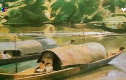 Phong cảnh thiên nhiên trong tranh cố họa sĩ Lương Xuân Nhị