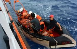 Cứu nạn thuyền viên tàu TTH 94448 TS bị nhồi máu não trên biển