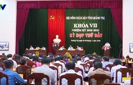 Khai mạc kỳ họp Hội đồng nhân dân tỉnh Quảng Trị và Hà Tĩnh