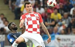 Tiền đạo đưa Croatia vào chung kết World Cup 2018 giã từ ĐTQG