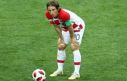 Bất ngờ thú vị với chiều cao của 3 sao hay nhất FIFA World Cup™ 2018