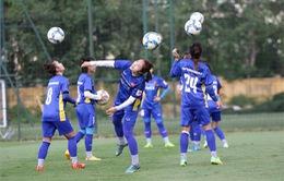 Sau HCĐ AFF Cup nữ 2018, Đội tuyển nữ Quốc gia tiếp tục chuẩn bị cho Asiad 2018