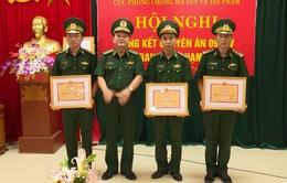 Trao thưởng Ban Chuyên án phá đường dây ma túy nguy hiểm