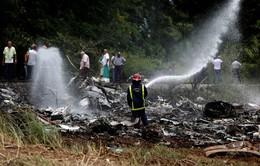 Tai nạn máy bay ở Cuba do lỗi của phi công