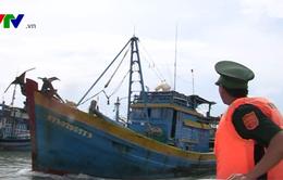 Nam Trung Bộ kêu gọi tàu thuyền tránh trú bão số 9