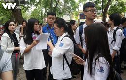 Thí sinh loay hoay điều chỉnh nguyện vọng xét tuyển ĐH, CĐ 2018