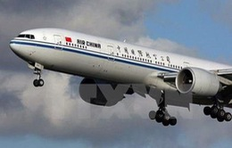 Trung Quốc xử lý nghiêm khắc hãng hàng không Air China