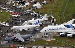 Thị trường hàng không tiếp tục đi lên bất chấp căng thẳng thương mại