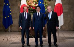Nhật Bản và EU ký thỏa thuận tự do thương mại