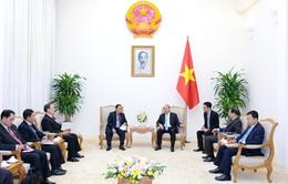 Đẩy mạnh kết nối kinh tế Việt Nam - Lào