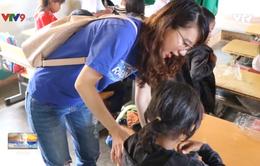 Đội tri thức trẻ TP.HCM hoạt động tình nguyện tại Đăk Nông