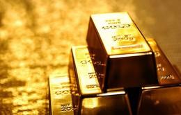 Giá vàng thế giới giảm thấp nhất 1 năm qua