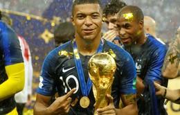Tiền đạo Mbappé dùng tiền thưởng từ World Cup làm từ thiện