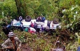 Tai nạn xe bus nghiêm trọng tại Ấn Độ làm ít nhất 25 người thương vong