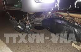 Bình Phước: Xe khách đâm xe máy, hai người thương vong