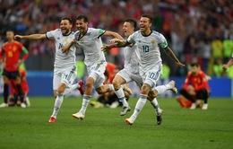 Thắng sốc Tây Ban Nha, chủ nhà Nga tái hiện kỳ tích của ĐT Liên Xô tại FIFA World Cup™