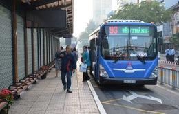 TP.HCM triển khai thêm xe bus điểm chất lượng cao