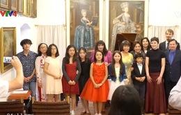 Trại hè Piano Việt Nam tại Hungary