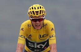 Chris Froome đứng trước nguy cơ vắng mặt tại Tour de France