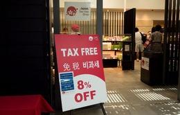 Nhật Bản tạo điều kiện hoàn thuế cho khách nước ngoài