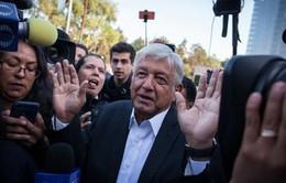 Ứng viên cánh tả đắc cử Tổng thống Mexico