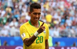 FIFA World Cup™ 2018: Điều này cho thấy HLV của ĐT Brazil làm chủ cuộc chơi trước ĐT Mexico!