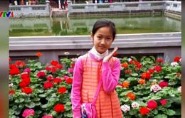 Bé gái 12 tuổi hiến giác mạc khi qua đời