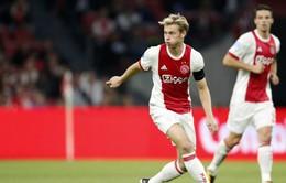 """Người cũ """"cấm cửa"""" sao trẻ Ajax tới Barcelona"""