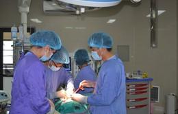 Mổ cấp cứu bệnh nhân gãy dương vật