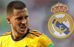 Chuyển nhượng bóng đá quốc tế ngày 20/7: Chelsea và Real đồng ý thỏa thuận 190 triệu euro cho Hazard